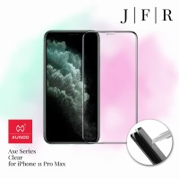 Xundd Full Screen Tempered Glass iPhone 11 Pro Max Screen Guard Clear