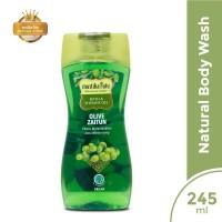 MUSTIKA RATU Zaitun Bath & Shower Gel Sabun Mandi Cair 245ml