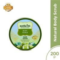 Mustika Ratu Zaitun Body Scrub (200 gr)