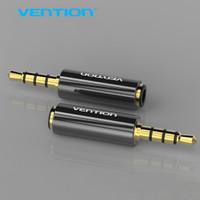 Vention S06 kabel Aux 3.5mm konverter Converter OMTP - CTIA Adapter