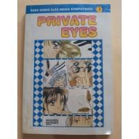 komik second private eyes 3