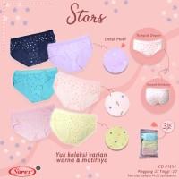 CD Sorex Daily Panties P1354 - CD Sehari Hari SOREX Pax isi 3pc