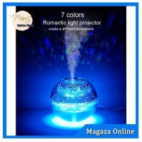 Air Humidifier Taffware LED Night Projection Lamp 500ml H99