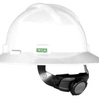 Helm MSA Fullbrim Ori + Fastrack Set