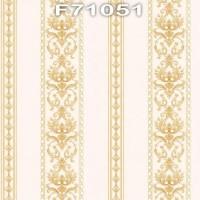 Wallpaper Rumah Classic Garis MANSION F71051 - F71054