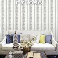 Wallpaper Dinding Classic Garis MANSION F71055 - F71058
