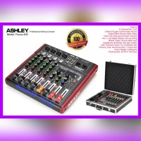 MIXER AUDIO ASHLEY FOCUS 400 4ch original free koper