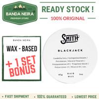 Smith Blackjack Wax Waterbased Lokal Murah Pomade