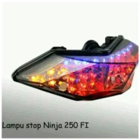 Lampu Stop 3 in 1 NINJA 250 Fi / Stoplamp 3 in 1 NINJA 250 Fi