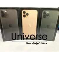 Apple iPhone 11 Pro 256 GB - Garansi Resmi iBox Apple Indonesia