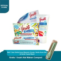 Buy Verile Package Free Alat Makan Compact