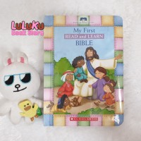 Buku Agama Religi Anak Import - My First Read and Learn Bible
