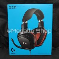 Logitech G331 G 331 Stereo Gaming Headset Garansi Resmi Logitech 2 thn