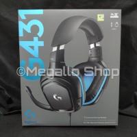 Logitech G431 G 431 7.1 Surround Gaming Headset Garansi Resmi 2 tahun