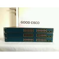 Cisco Switch 3560 24 PS POE,Kondisi Baik,Garansi 3 Bulan.Cashback 10%