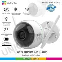 Ezviz Hikvision C3WN Husky Air Lite 1080p 2MP Wireless Outdoor IP Cam
