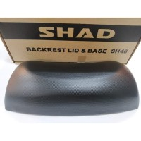 Backrest Busa Sandaran Box Shad SH46 SH 46 Ori