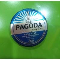 Pagoda rasa Mint 20 gr - Permen Pastiles