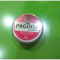 Pagoda rasa Strawberry 10 gr - Permen Pastiles