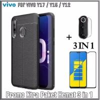 Case Vivo Y17 Soft Case Casing Premium Vivo Y 17 2019