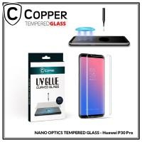 Huawei P30 Pro - COPPER Nano UV Glue Tempered Glass