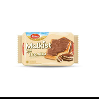 ROMA Malkist Krim Tiramisu Biskuit 120 g