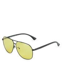 Polarized Statement Aviator Sunglasses