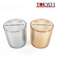 Tokyo 1 tempat sikat gigi Hotel-Toothbrush Holder 070513