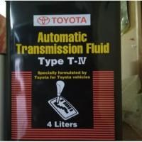 Oli Toyota TMO ATF Matic T-IV / T4