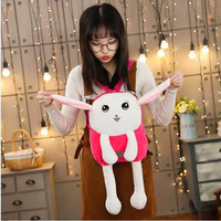 Tas Ransel Dancing Bunny - Bunny Dancing Backpack Rabbit Tiktok