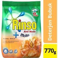 RINSO MOLTO ROYAL GOLD 770gram