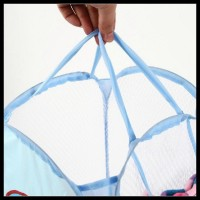 108Gr Hihi A099 Keranjang Baju Kotor Lipat Motif Karakter Laundry