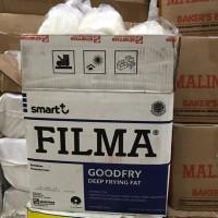 Filma Minyak Goreng Beku Padat - Good Fry Deep Frying Fat Repack 500gr
