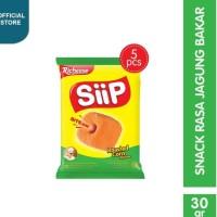 Nabati SiiP Bites Snack Jagung Bakar 30 gr (5 pcs)