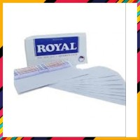 HOT Amplop Putih Polos Royal Jaya 104 Ukuran 10cm X 15 5cm