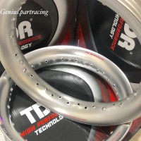 VELG TDR U SHAPE 300/350 RING 17 WARNA SILVER TDR ORIGINAL SET