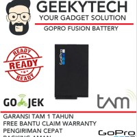 SALE GOPRO FUSION BATTERY - GARANSI TAM