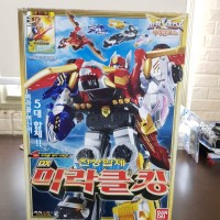 SUPER SENTAI GOSEIGER DX GOSEI GREAT / POWER RANGER MEGAZORD MEGAFORCE
