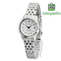 TERLARIS Jam Tangan Wanita MIRAGE Silver 8602L
