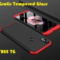 XIOMI Note 5 dan Note 5 Pro GKK Full Protection 360 Hard Case