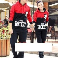 BG - Sweater Couple Hockey