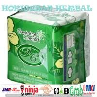 Avail Feminine Comfort Pantiliner - Pembalut Herbal Avail Hijau