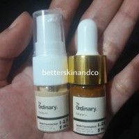 SHARE IN JAR 5 GR - The Ordinary Coverage/ Serum Foundation