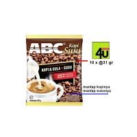ABC - Kopi Susu - 10x31 Gr