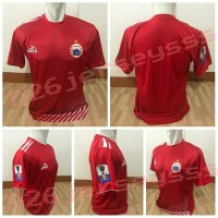 Jersey Persija Jakarta home Piala Indonesia 2019 OFFICIAL + Patch