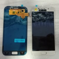 LCD TOUCHSCREEN SAMSUNG A520 (A5 2017) GOLD AAA. BISA KONTRAS