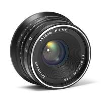 7artisans 25mm f/1.8 Lens for Fuji FX-Mount