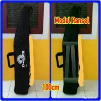 Tas pancing Laut model Gold Fish Ransel 195 200cm