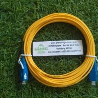Kabel Patchcord / Patch Cord Fiber Optic SC - SC 5M
