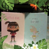 Parfum Zara Original / Little Girl / Tooth Fairy / Batman EDT 50 ml